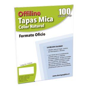 TAPAS MICA OFICIO NATURAL